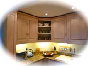 Handcrafted Solid Maple Kitchen